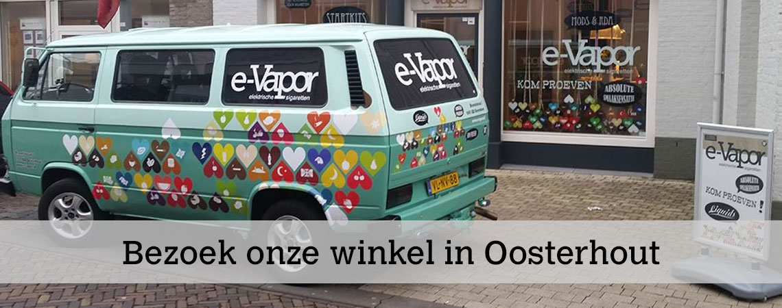 E sigaret is een goed alternatief