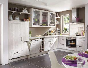 strakke moderne keuken